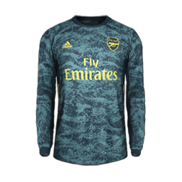 GK 2 Kits Arsenal 2019 2020 RX3 Added