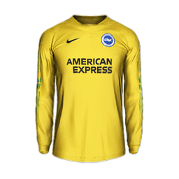 GK 4 Kits Brighton 038 Hove Albion 2019 2020 Updated