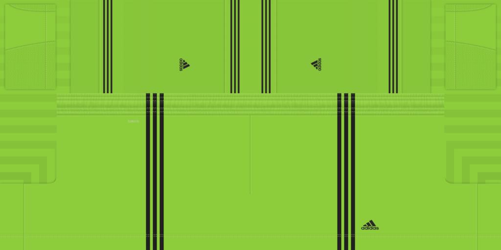 Green Shorts 1024x512 Kits AdiPro 19 Goalkeeper