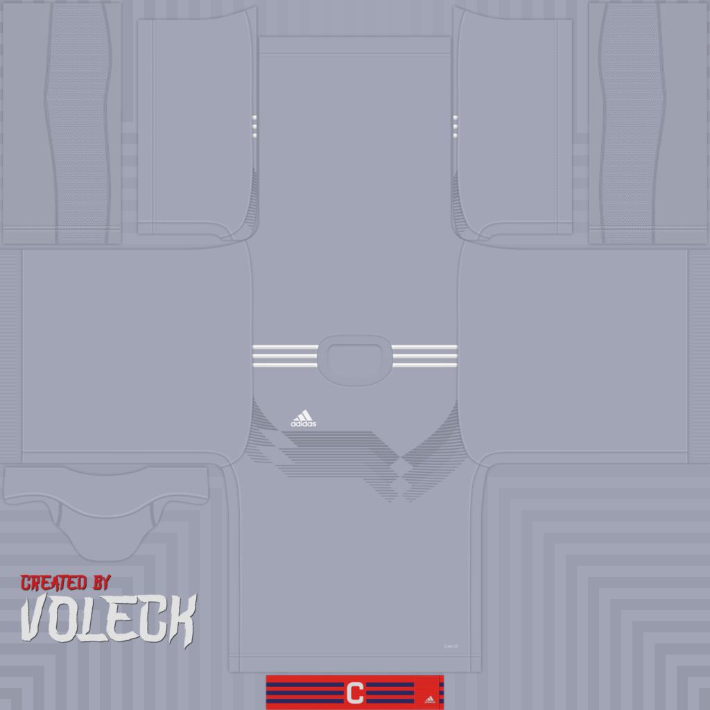 Grey Jersey 1024x1024 Kits Campeon 19