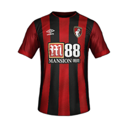 HOME 5 Kits 8211 Bournemouth 8211 19 20 RX3 GK Kits Added