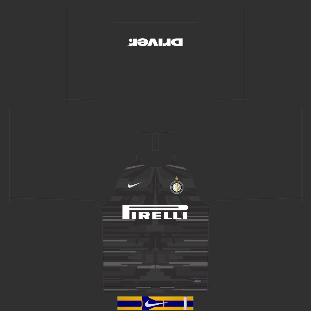 Inter Milan Home GK Kit Kits Inter Milan 2019 2020 Updated