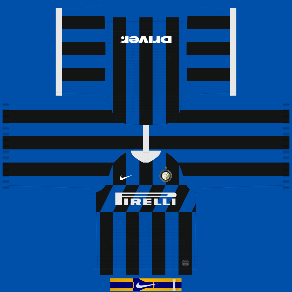 Inter Milan Home Kit Kits Inter Milan 2019 2020 Updated