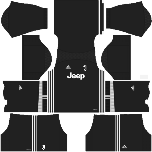 Juventus Dream League Soccer Goalkeeper Kits Away 2017 2018 DLS Juventus Kits 038 Logos 2019 2020