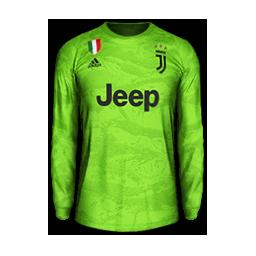 Juventus GK Home MiniKit Kits Juventus 2019 2020 New Kit Added