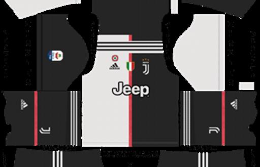 best sneakers 1ed3c 95b6d DLS | Juventus Kits & Logos | 2019/2020 – DLS Kits – FIFAMoro