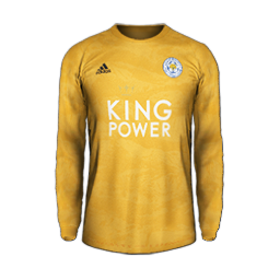 Leicester City Minikit GK Kits Leicester City 2019 2020 Updated