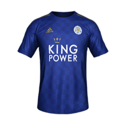Leicester City Minikit HOME Kits Leicester City 2019 2020 Updated