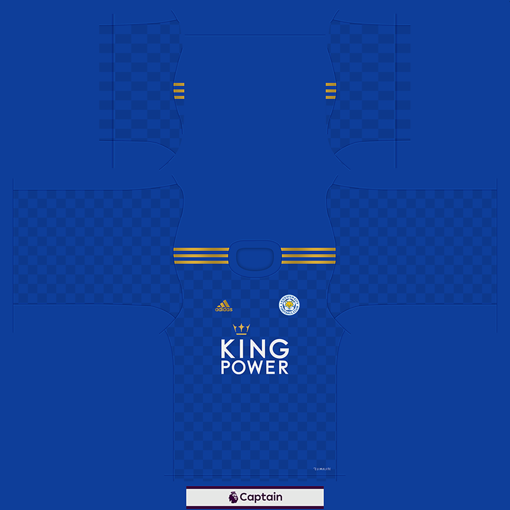 Kits | Leicester City | 2019/2020 (Updated)