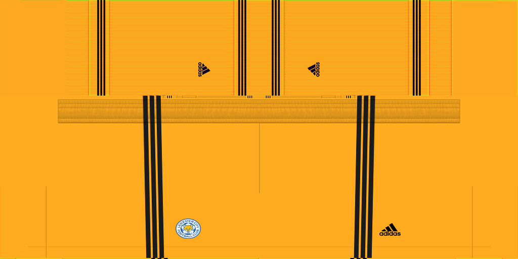 Leicester City Shorts GK 1024x512 Kits Leicester City 2019 2020 Updated