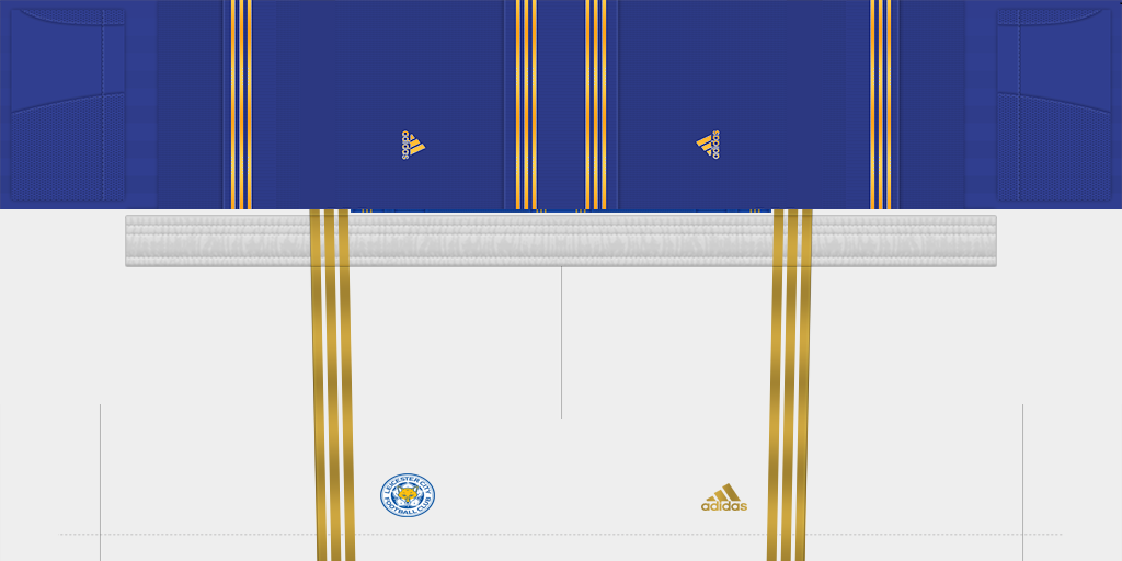 Leicester City Shorts Home 1024x512 Kits Leicester City 2019 2020 Updated