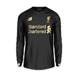 Liverpool Minikit GK2 Kits Liverpool 2019 2020 RX3 Added
