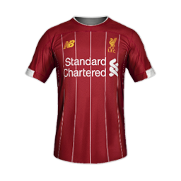 Liverpool Minikit HOME Kits Liverpool 2019 2020 RX3 Added