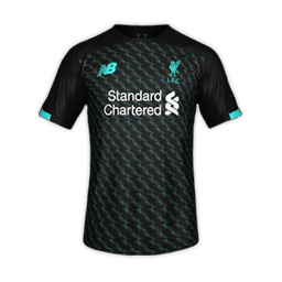 Liverpool Minikit Third Kits Liverpool 2019 2020 RX3 Added