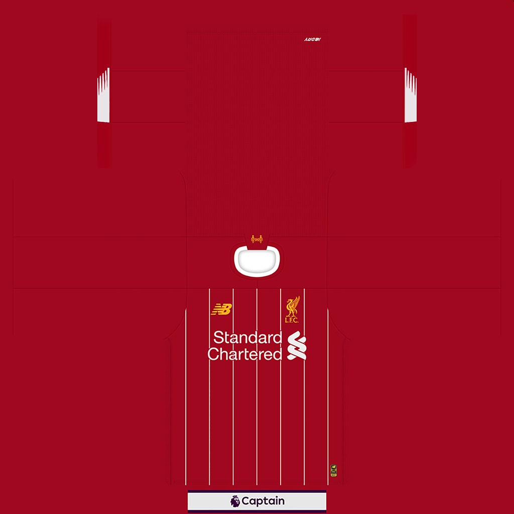 Liverpool Shirt Home Kits Liverpool 2019 2020 RX3 Added