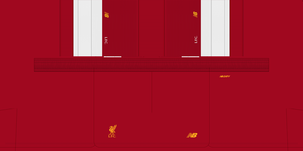 Liverpool Shorts Home 1024x512 Kits Liverpool 2019 2020 RX3 Added