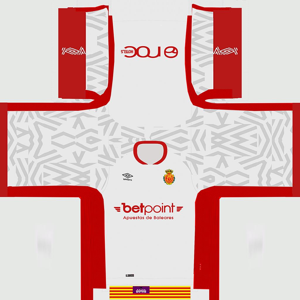 Mallorca Away Kit Kits Mallorca 2019 2020