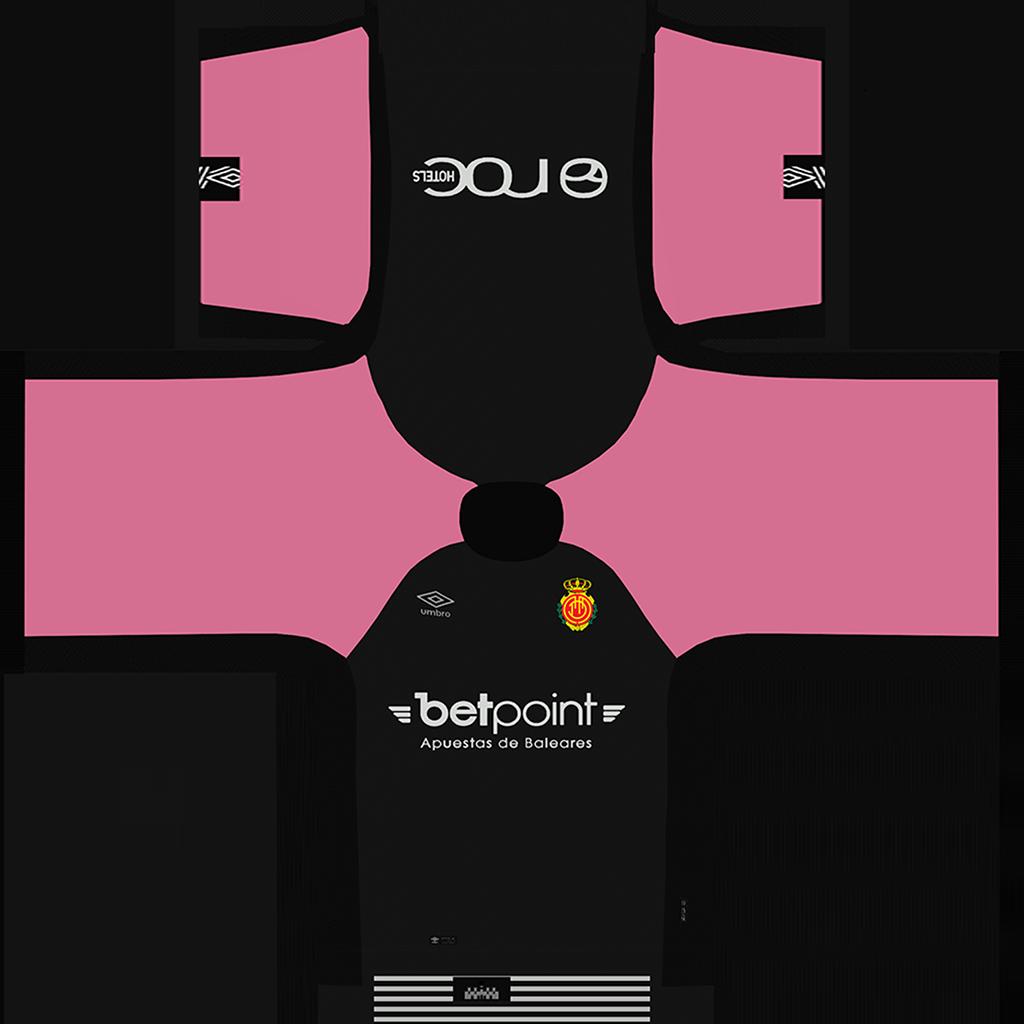Mallorca Third Kit Kits Mallorca 2019 2020