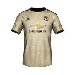 Manchester United Away MiniKit Kits Manchester United 2019 2020 Updated