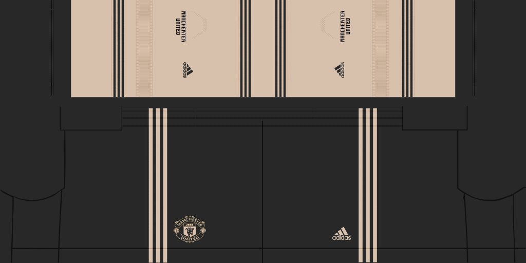 Manchester United Away Shorts Kits Manchester United 2019 2020 Updated