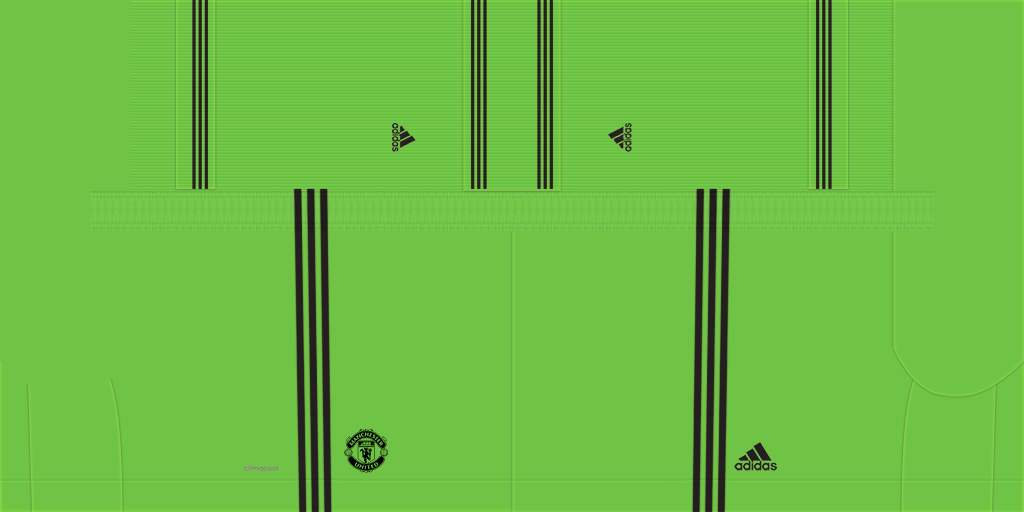 Manchester United GK Away Short Kits Manchester United 2019 2020 Updated