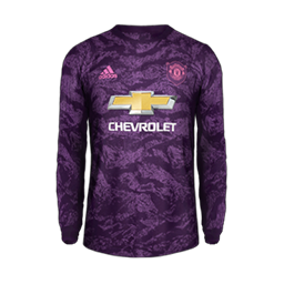 Manchester United GK Home MiniKit Kits Manchester United 2019 2020 Updated