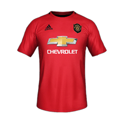 Manchester United Home MiniKit Kits Manchester United 2019 2020 Updated