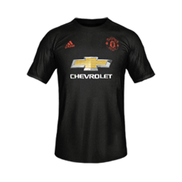 Manchester United Third MniKit Kits Manchester United 2019 2020 Updated