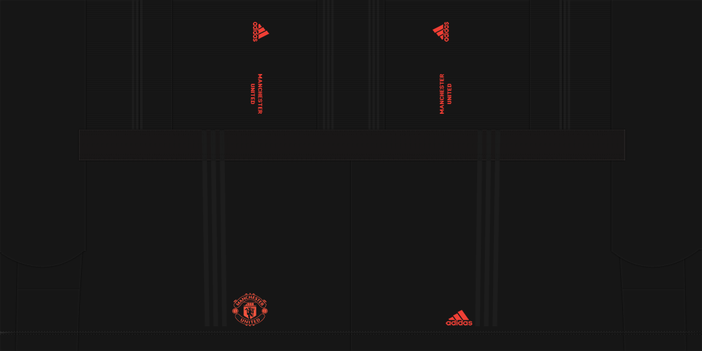 Manchester United Third Shorts Kits Manchester United 2019 2020 Updated
