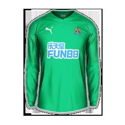 Newcastle United Minikit GK Kits Newcastle United 2019 2020 RX3 GK Kits Added