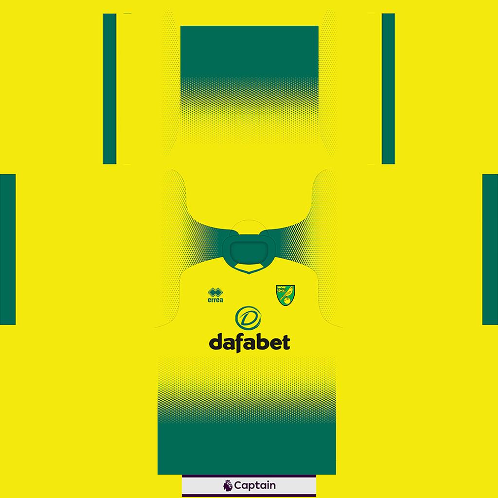 Kits | Norwich | 2019/2020 (Updated)