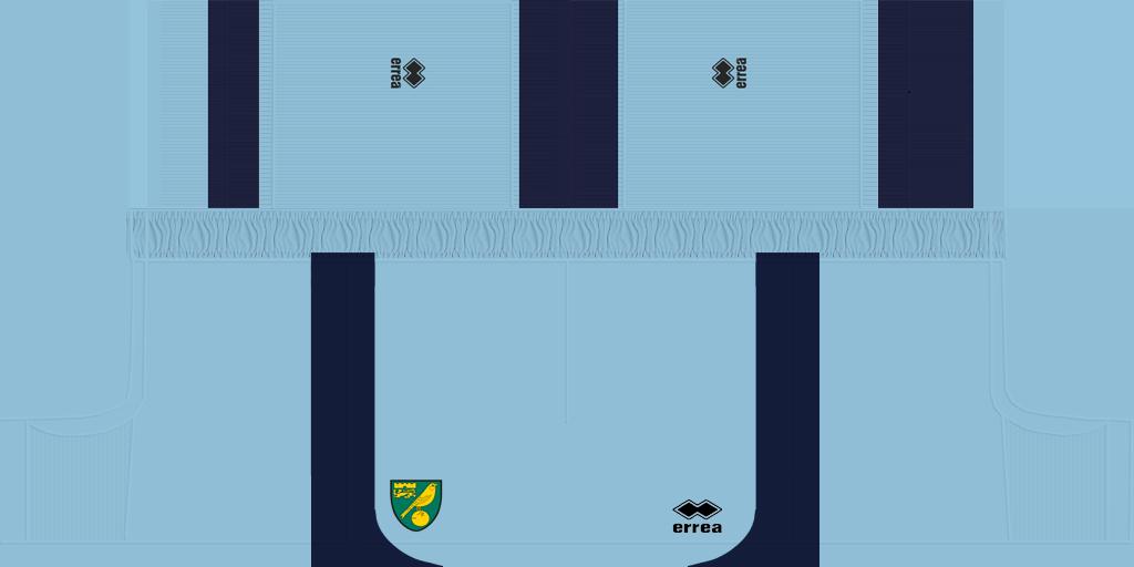Norwich Shorts GK2 1024x512 Kits 8211 Norwich 8211 19 20 RX3 GK Kits Added