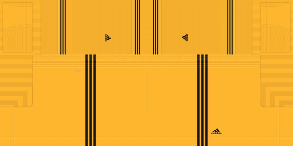 Orange Shorts 1024x512 Kits AdiPro 19 Goalkeeper