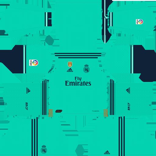 brand new 5f5e0 50505 DLS | Real Madrid Kits & Logos | 2019/2020 – DLS Kits – FIFAMoro