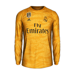 Real Madrid Home Goalkeeper MiniKit Kits 8211 Real Madrid 8211 19 20 CMP Files Rosters Added