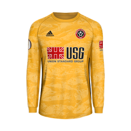 Sheffield United Goalkeeper Minikit Kits Sheffield United 2019 2020 Updated