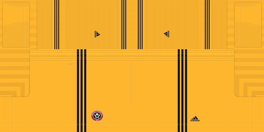 Sheffield United Goalkeeper S 1024x512 Kits Sheffield United 2019 2020 Updated