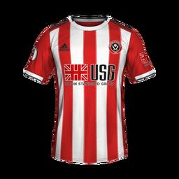Sheffield United Home Minikit Kits Sheffield United 2019 2020 Updated
