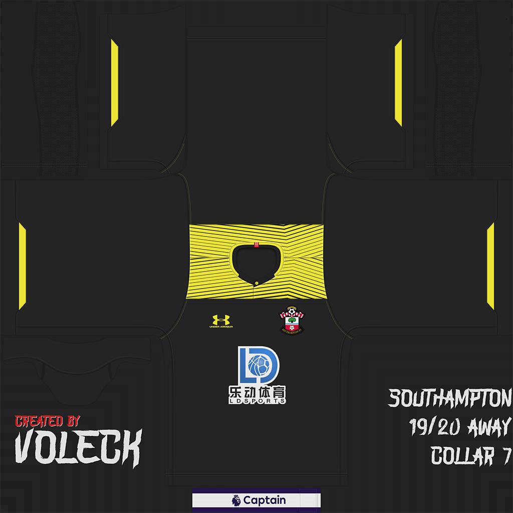 Southampton Away Kits Southampton 2019 2020