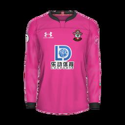 Southampton Goalkeeper Minikit Kits Southampton 2019 2020