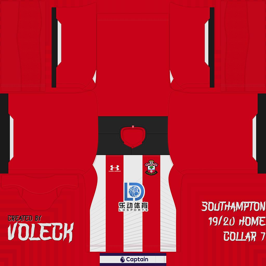 Kits | Southampton | 2019/2020