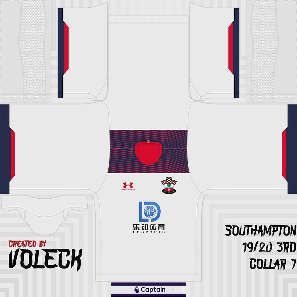 Southampton Third Kits Southampton 2019 2020