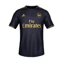 THIRD 2 Kits Arsenal 2019 2020 RX3 Added
