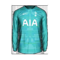 Tottenham Minikit GK Kits Tottenham 2019 2020 RX3 Added