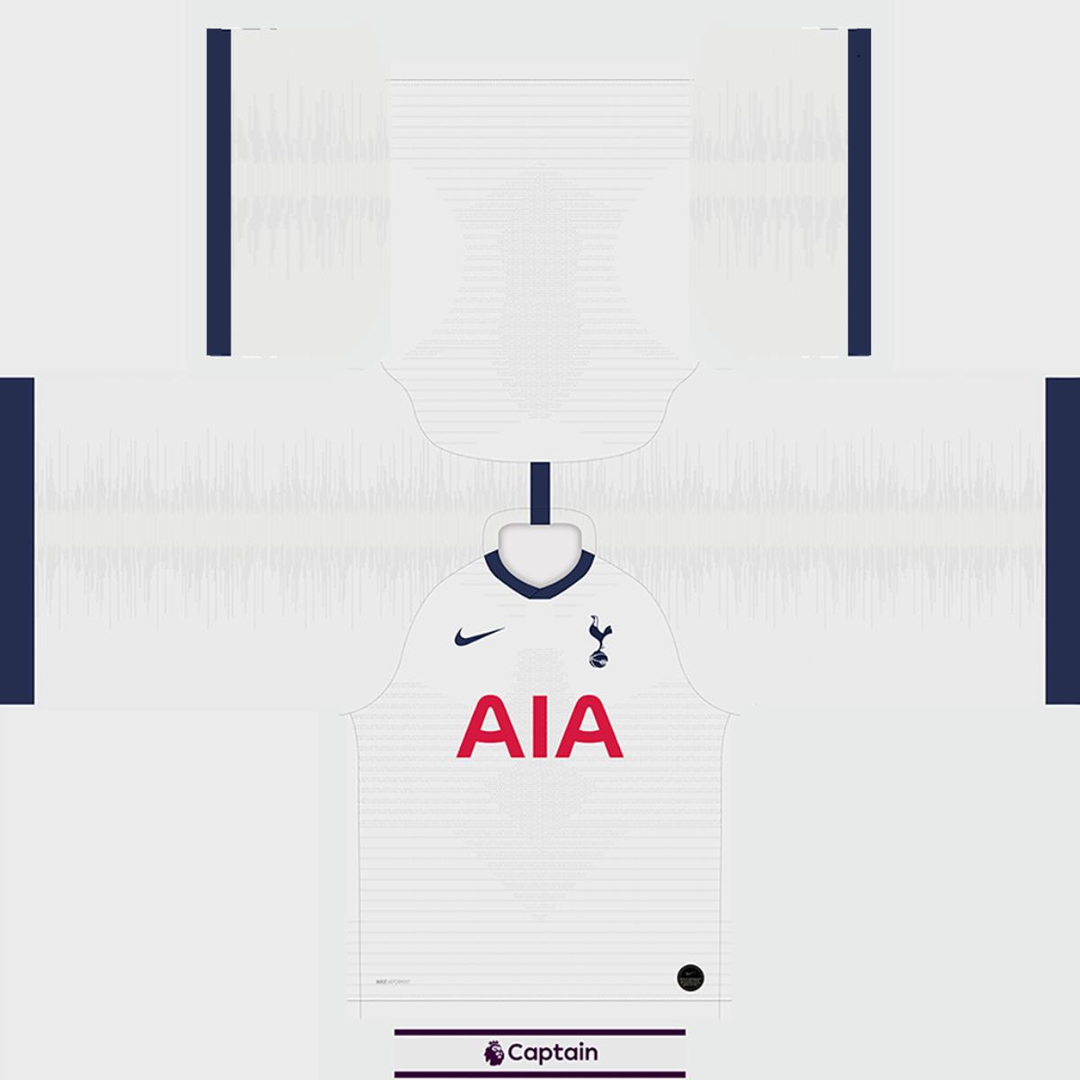 Kits Tottenham 2019 2020 Rx3 Added Fifa 16 Fifamoro