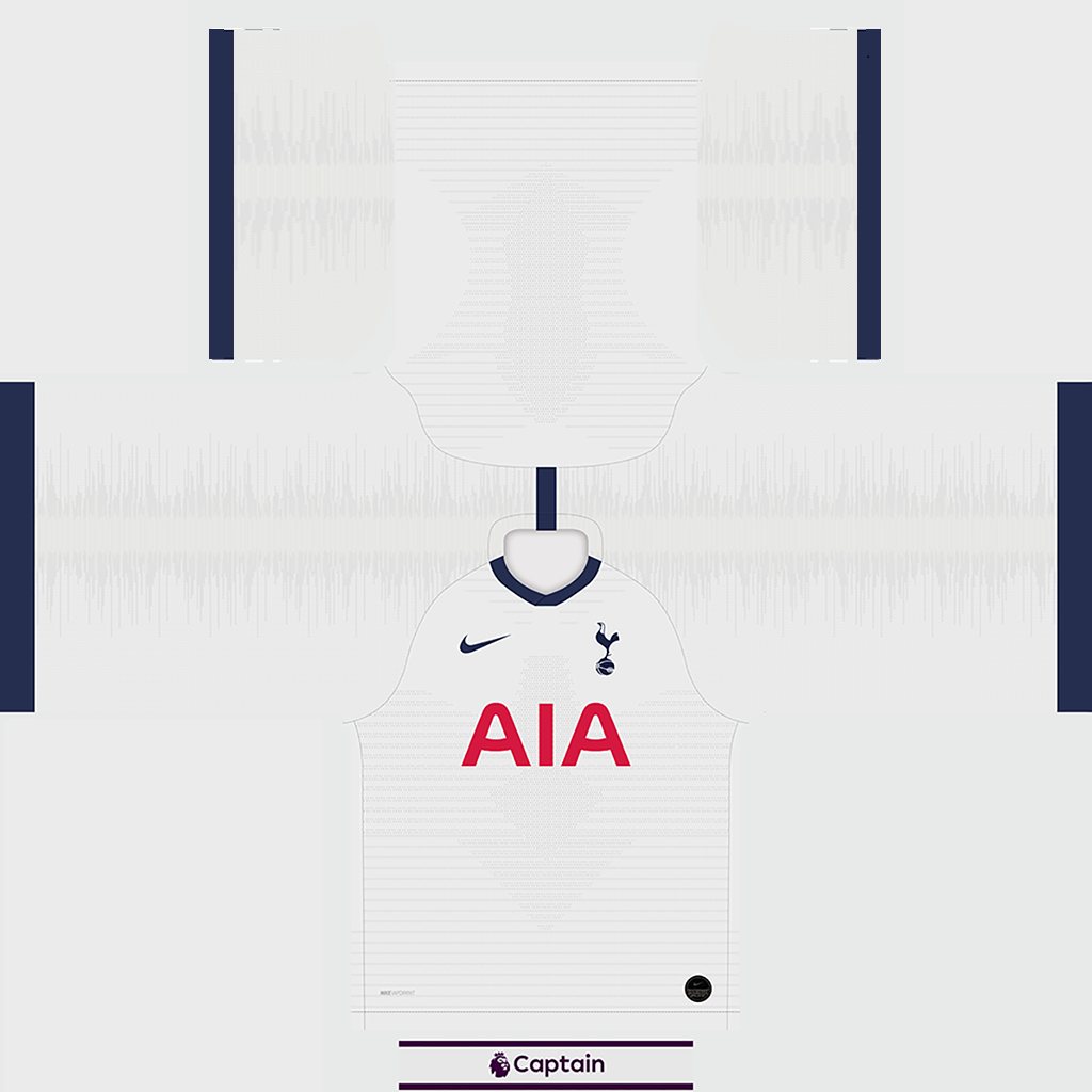Kits | Tottenham | 2019/2020 (RX3 Added)