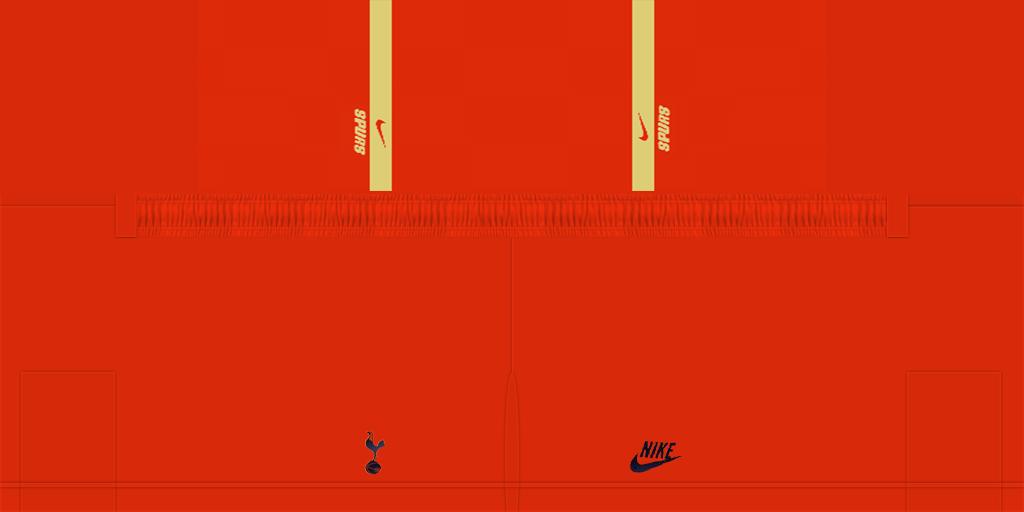 Tottenham Shorts Third GK 1024x512 Kits Tottenham 2019 2020 RX3 Added