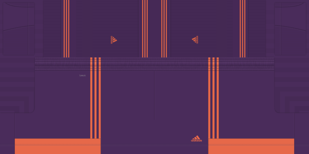 Violet Orange Shorts 1024x512 Kits Adidas Tiro 19