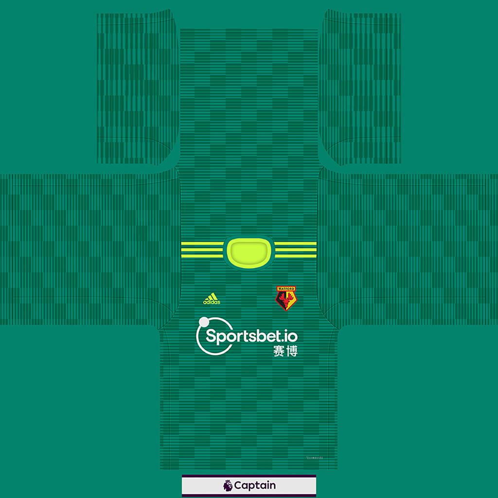 Watford Shirt Third Kits Watford 2019 2020