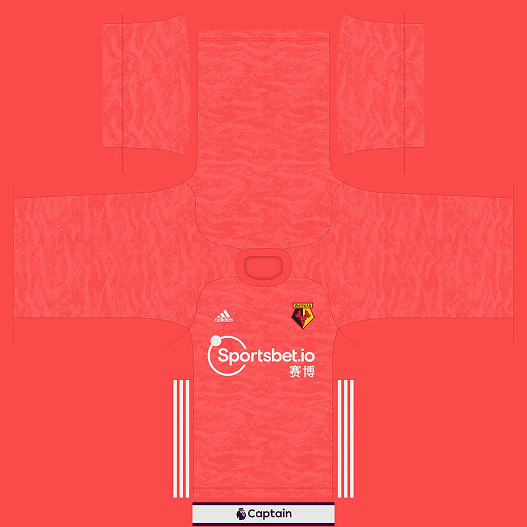 Watford Shirt GK Kits Watford 2019 2020